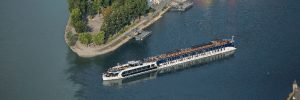AmaWaterways' AmaPrima on a river cruise