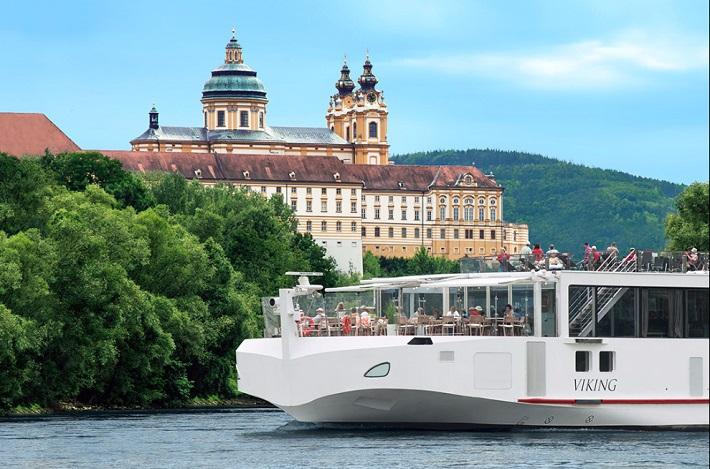 Viking Skadi longship river cruise