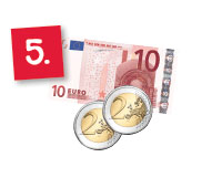 Remember to pack local currency for your river cruise
