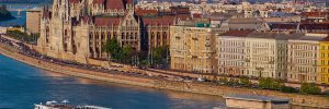 Viking River cruise in Budapest: popular destination on a Danube river cruise