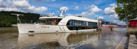 AmaWaterways river cruise ship - AmaStella,