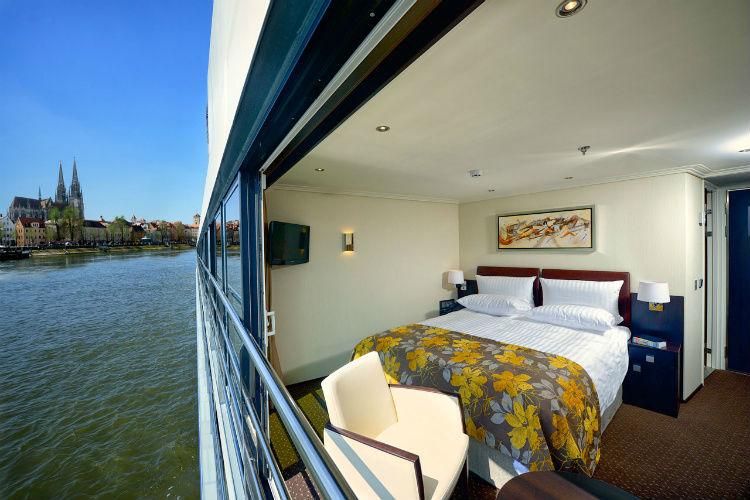 Panoramic Suite - Avalon Waterways