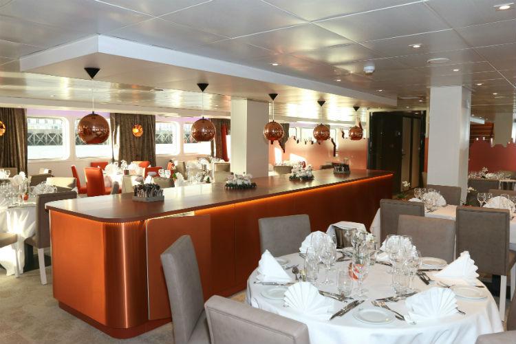 Restaurant - MS Loire Princesse - CroisiEurope