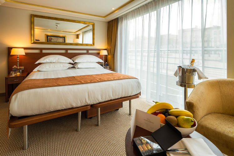 Dolce Suite on-board AmaWaterways