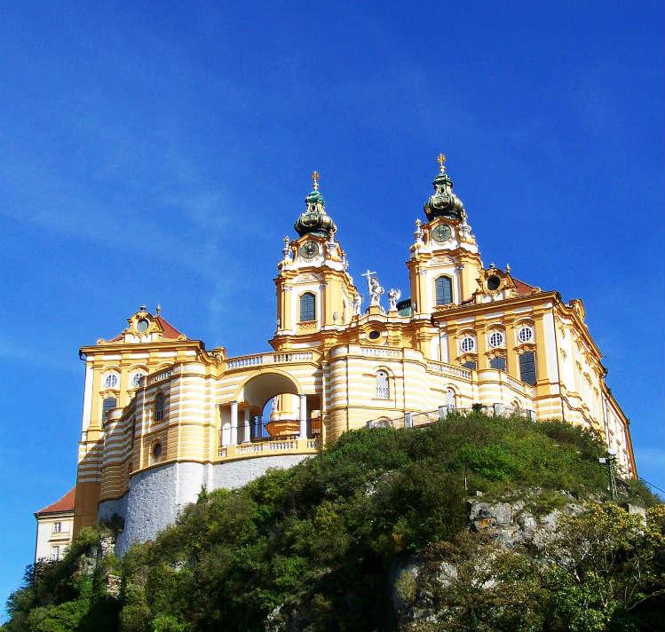 Melk Abbey - Vienna, Austria