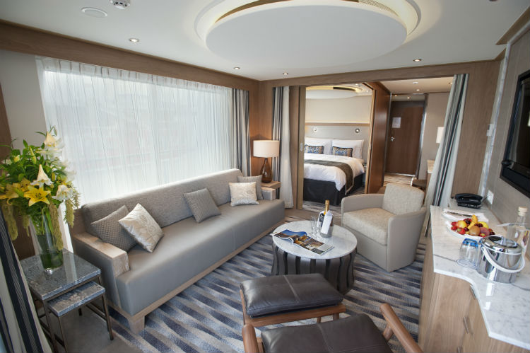 Viking River Cruise - Interior View