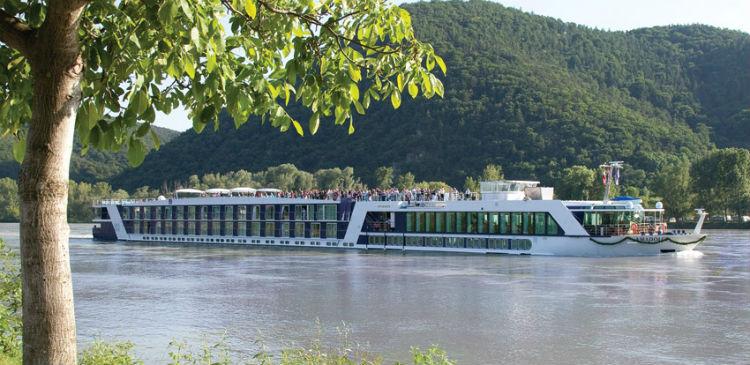 AmaWaterways river cruise ship