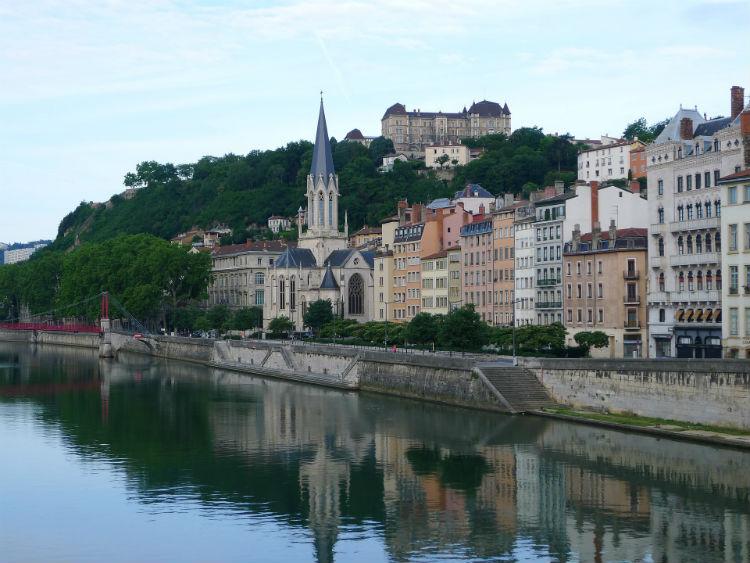 Lyon - Rhone river cruise