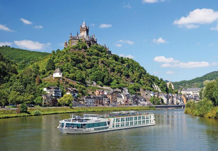 Scenic River cruise ship