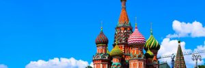 Moscow, Russia - Architecture