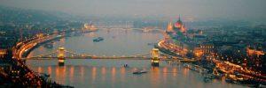Budapest, Hungary - Danube river cruise