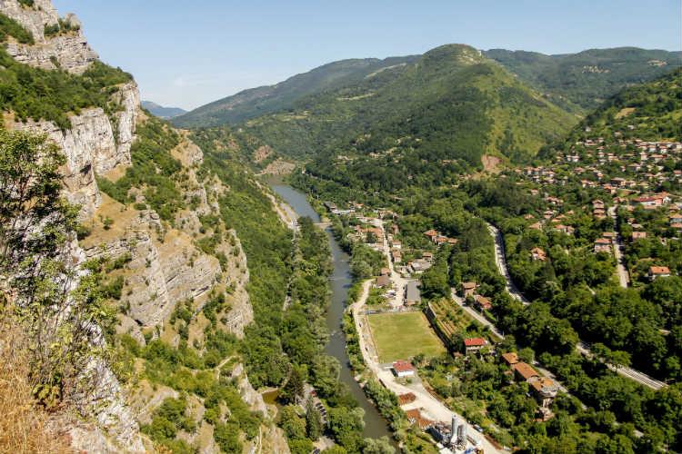 Bulgaria, Europe - Danube river cruise