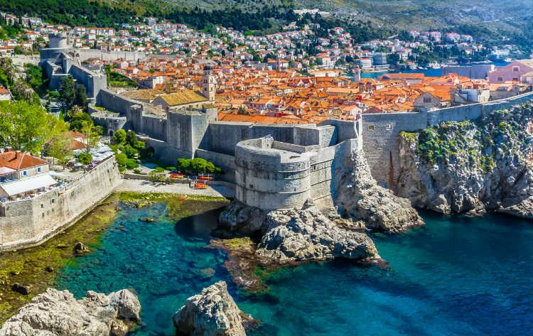 Dubrovnik, Croatia - Danube River Cruise