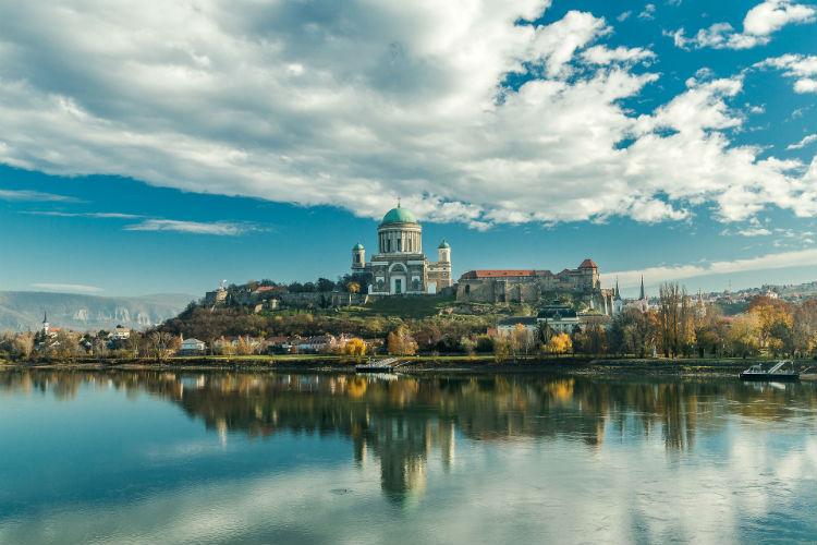 Esztergom, Slovakia - Danube River Cruise