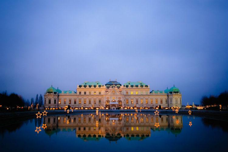 Vienna, Austria - Danube River cruise