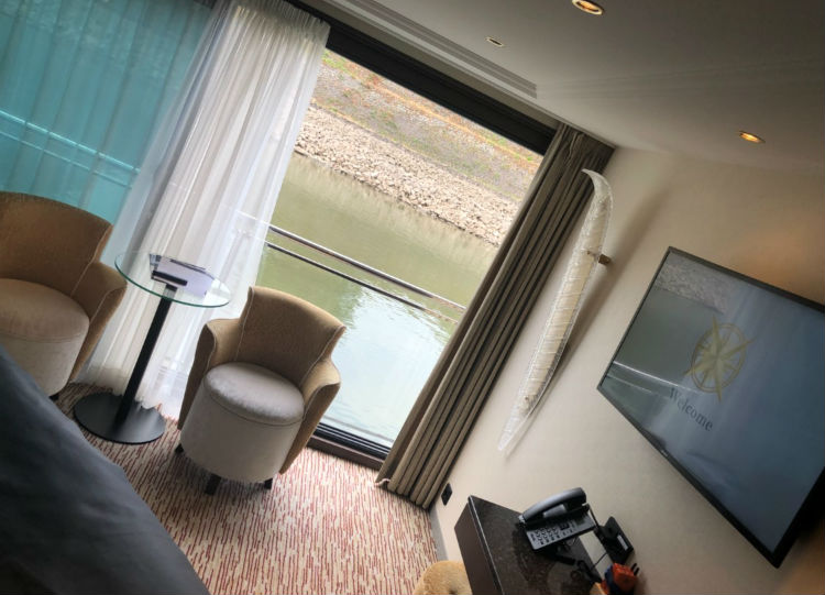 Accommodation on-board MS Emily Bronte - Riviera Travel