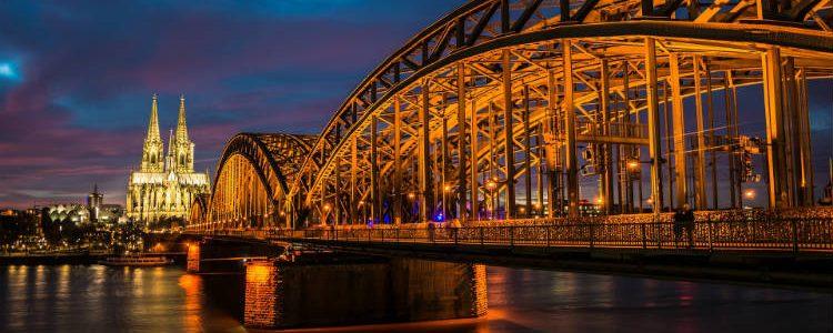 Cologne, Germany - Rhine River cruise