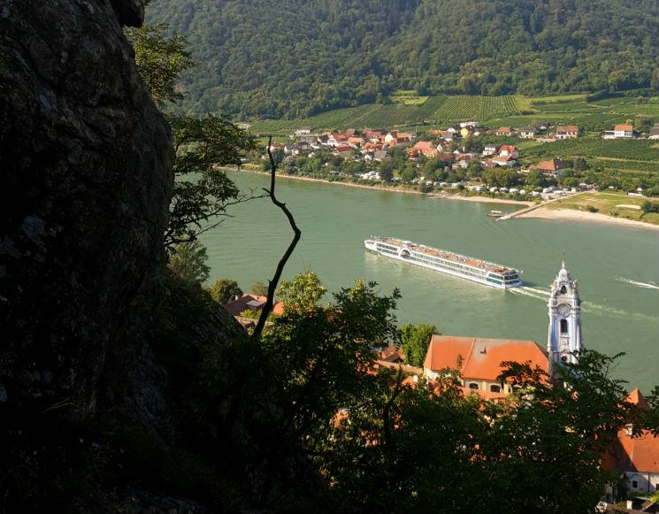 Wachau Valley, Durnstein - River cruise