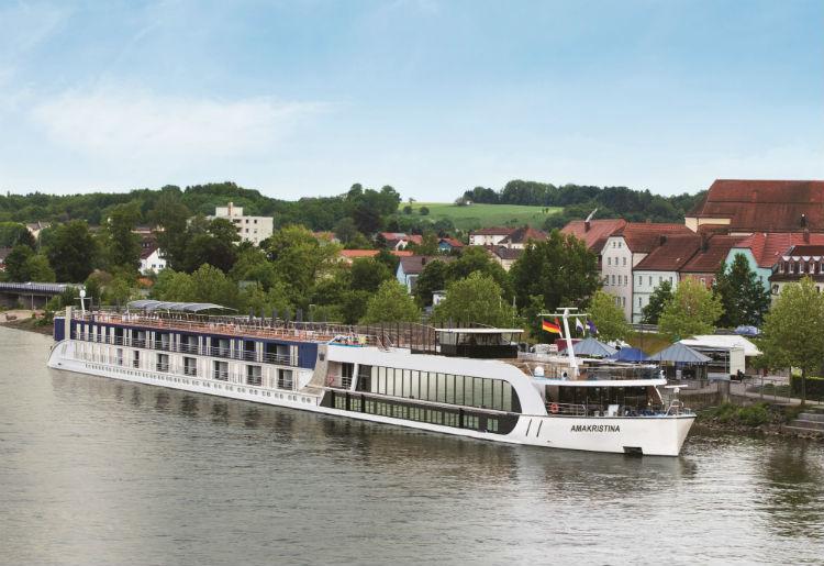 AmaWaterways - AmaKristina - River cruise along the Danube