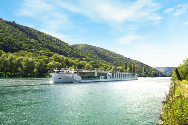 Crystal River Cruises - Crystal Bach