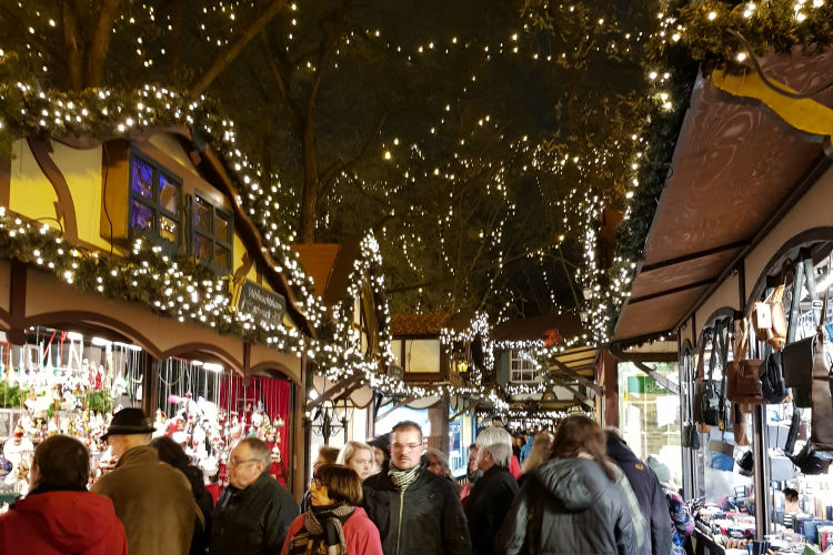 Christmas markets on a river cruise