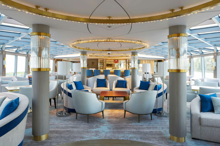 Crystal River Cruise - Palm Court