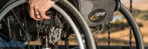 Wheelchair - Mobility on a cruise