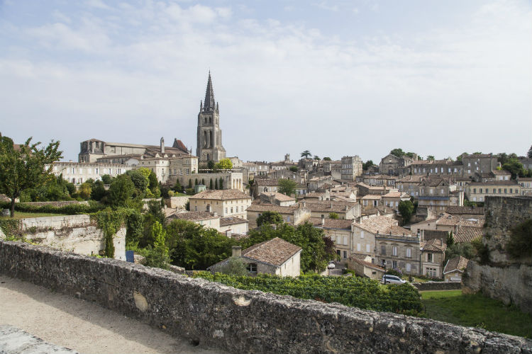 Saint Emilion - Bordeaux, France