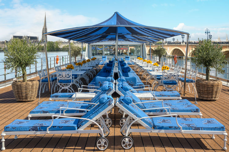 Soleil Deck - Uniworld - SS Bon Voyage
