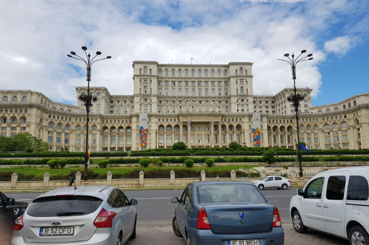 Palace of Parliament - Bucharest