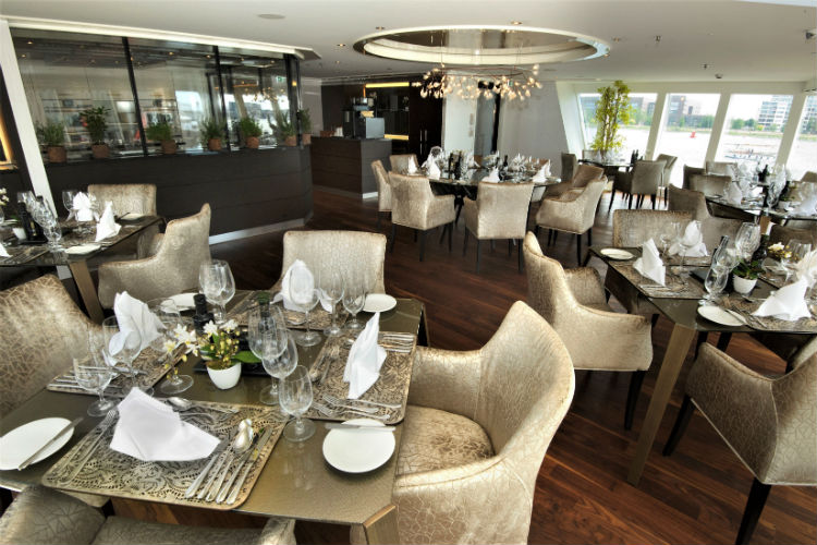 Chef's Table - AmaMora - AmaWaterways