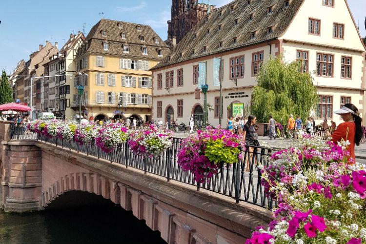 Strasbourg - Rhine River - Excursion