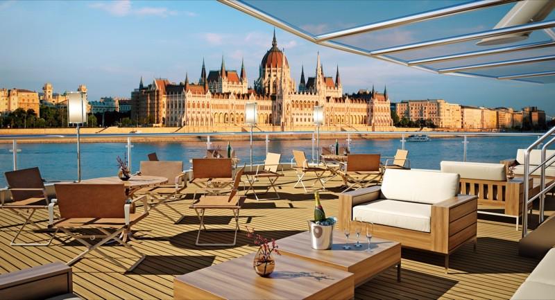 Amadeus silver cruise ship