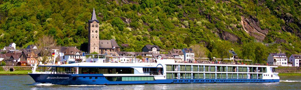 new Avalon river cruise ship