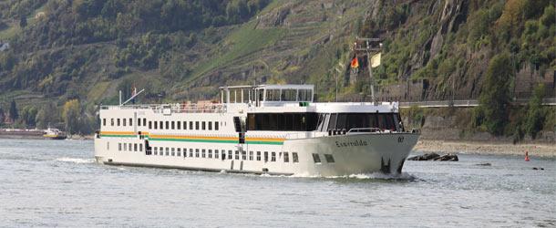 Shearings all-inclusive river cruise