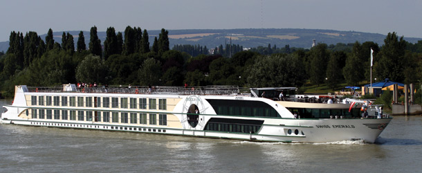 Experience a Tauck river cruise