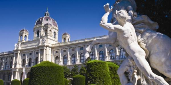 Stunning architecture in Vienna