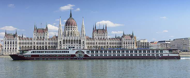 ms Serenity in Budapest