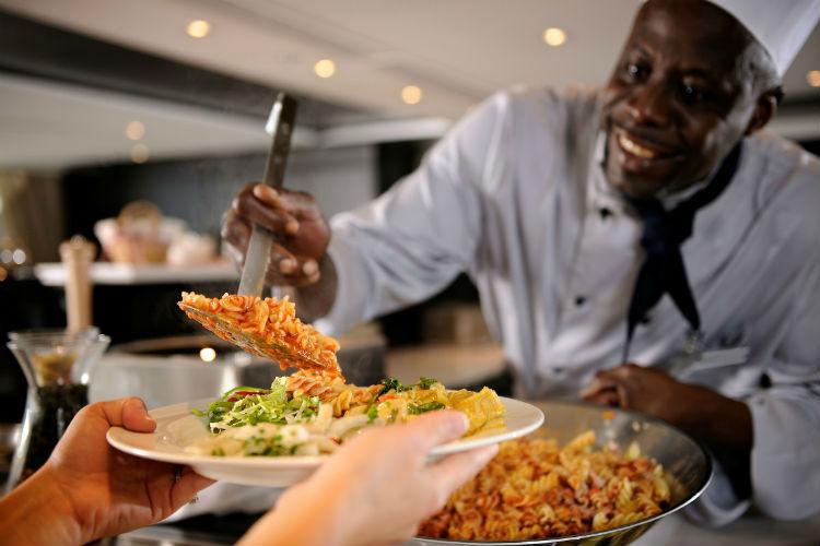 Dining Room - Avalon Visionary