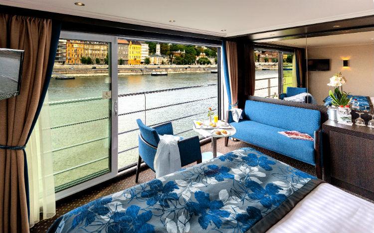 Panorama Suite - Avalon Waterways