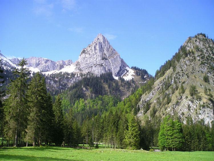 Bavarian Alps - Oberammergau