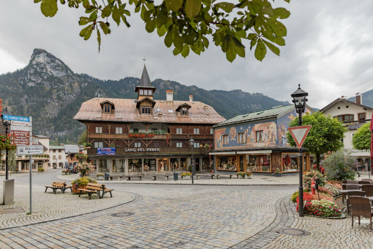 Oberammergau - Germany