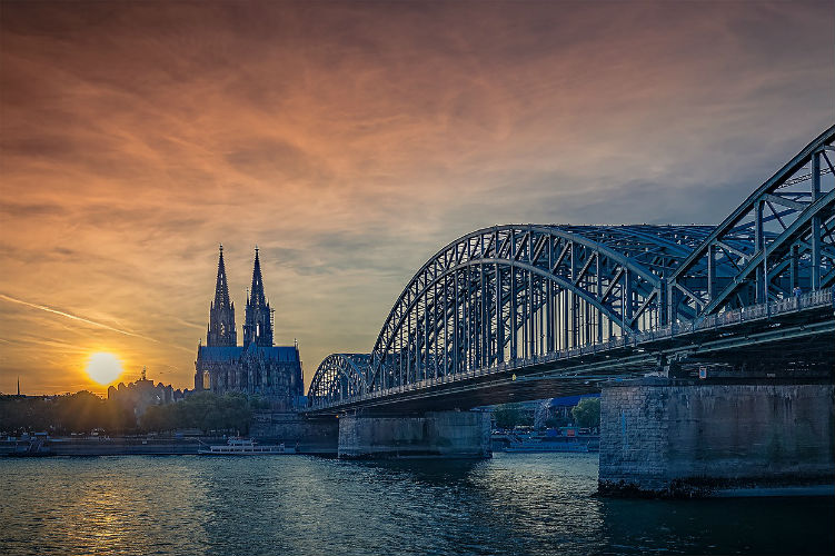 Colonge - Rhine River