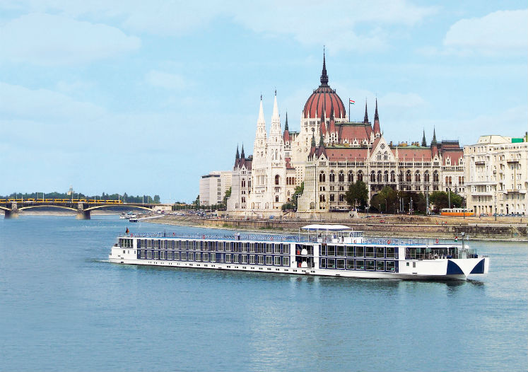 River Beatrice - Uniworld River Cruise Ships