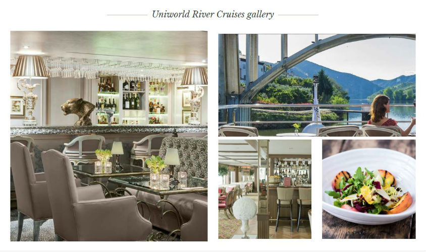 Uniworld River Cruises - Gallery