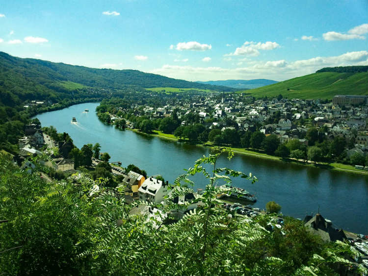 Moselle River - River cruise