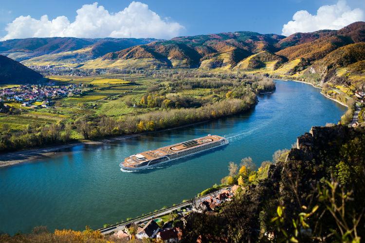 AmaMagna - Sailing on the Danube