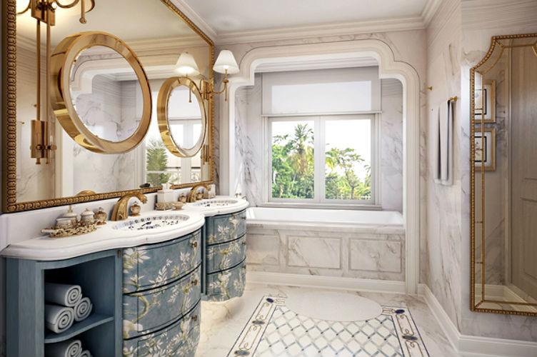 Bathroom in the Royal Suite - Mekong Jewel - Uniworld