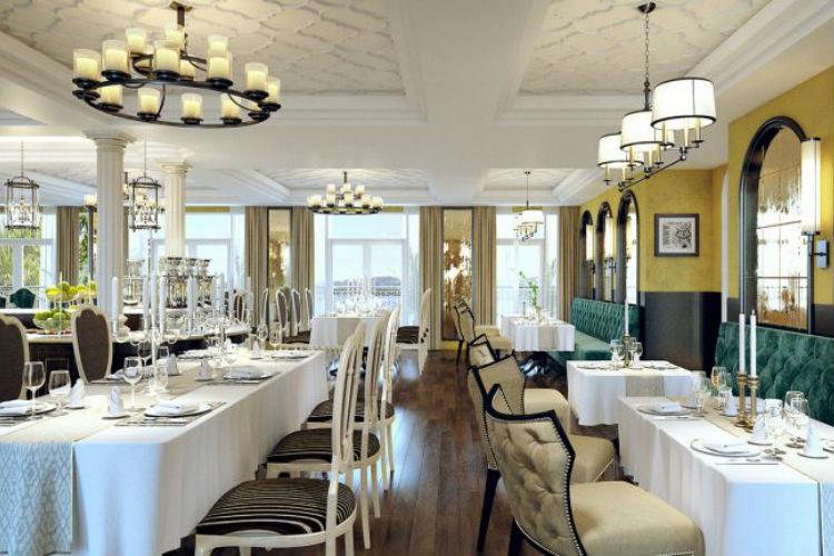 Dining Room - Mekong Jewel - Uniworld