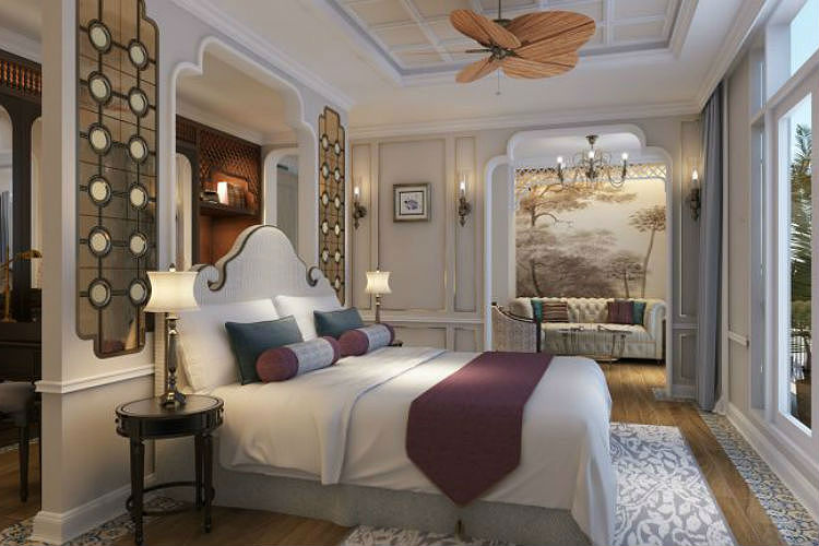 Grand Suite - Mekong Jewel - Uniworld
